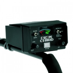 Detector de Metales C-Scope 990 XD