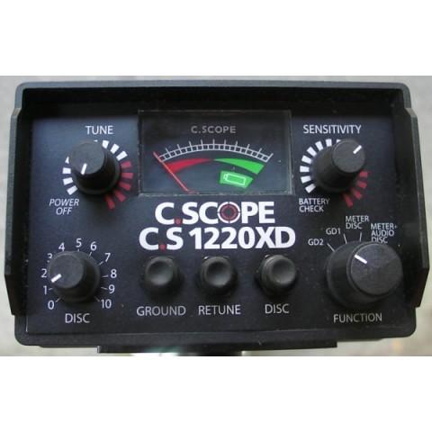 C-Scope 1220 XD