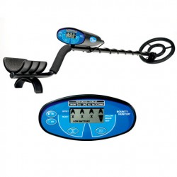 Detector de Metales Bounty Hunter Quick Silver