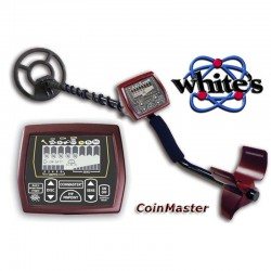 Detector de Metales White's. Coinmaster