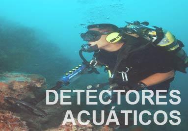 Sensores de metales subacuáticos a los mejores precios