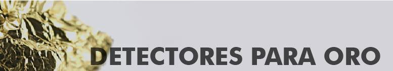 Los mejores detectores de oro a la venta